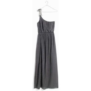 Madewell Silk Maxi Dress.  New Without Tags.